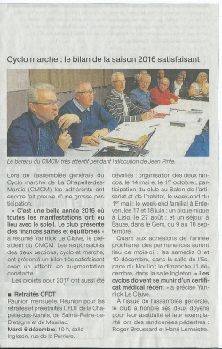 Ouest-France 03/12/2016